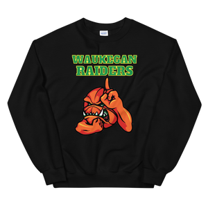 Sweatshirts WAUKEGAN RAIDERS - HILLTOP TEE SHIRTS