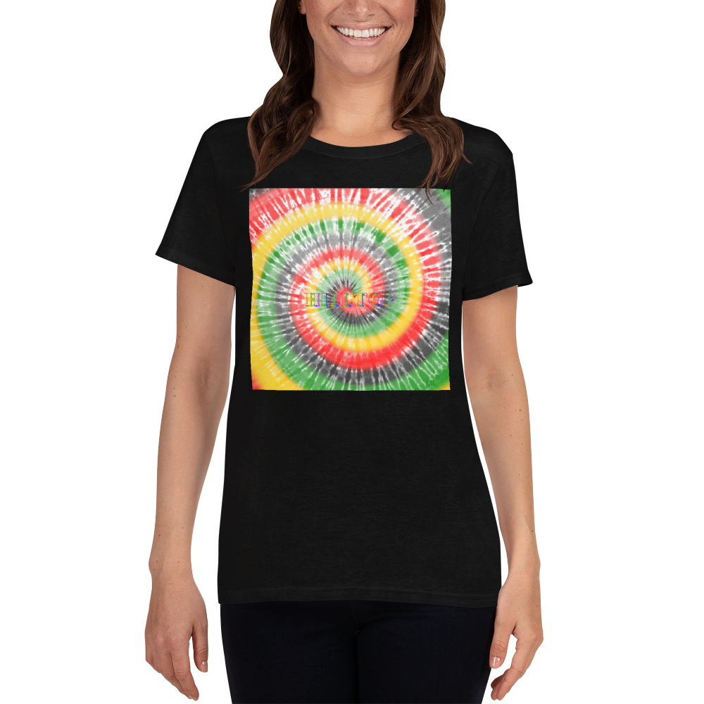 Women's short sleeve t-shirt HILLTOP