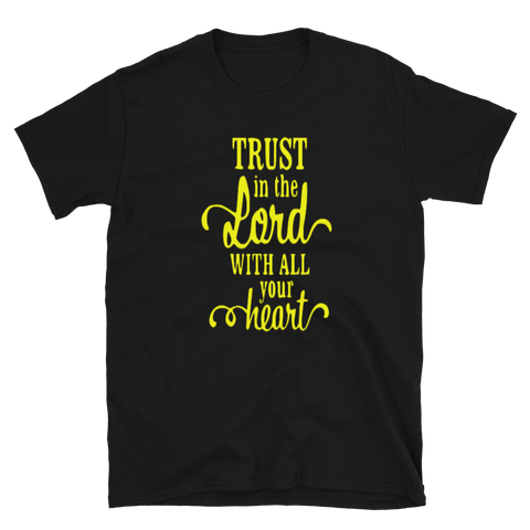 TRUST IN THE LORD #A - HILLTOP TEE SHIRTS