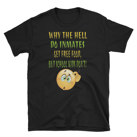 WHY THE HELL - HILLTOP TEE SHIRTS