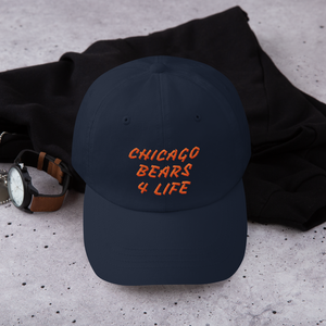 HAT CHICAGO BEARS - HILLTOP TEE SHIRTS