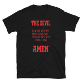 THE DEVIL - HILLTOP TEE SHIRTS