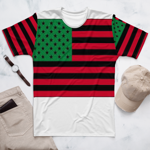 Men's T-shirt B Flag
