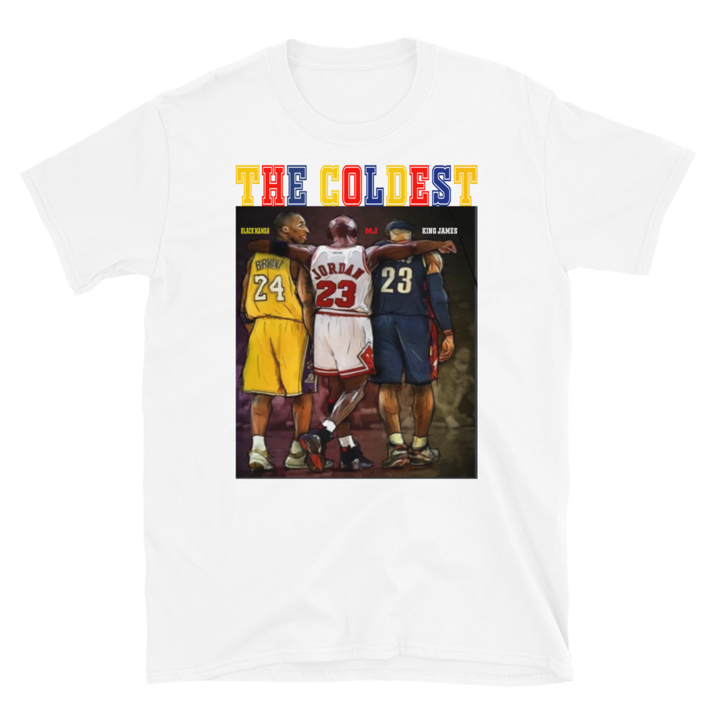 THE COLDEST - HILLTOP TEE SHIRTS