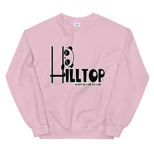 Sweatshirt  HILLTOP YOU GOTTA TAKE A LOSS TO BE A BOSS