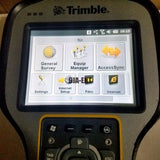 Trimble TSC3 w/ Trimble Access Robotic 2.4GHZ Radio S6 S7 S3 S2 S9 Surveying