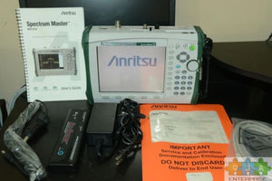 Excellent Anritsu MS2721A Spectrum Master Analyzer Calibrated 7.1GHZ