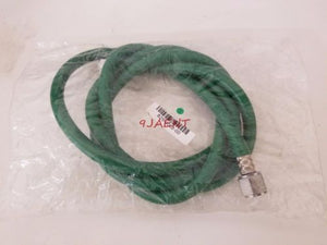 Impact Instrumentation High Pressure Ventilator Oxygen Hose 825-0002-00 6FT