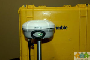 Trimble R8 Model 3 UHF GNSS GLONASS GPS RECEIVER 450-470 Mhz