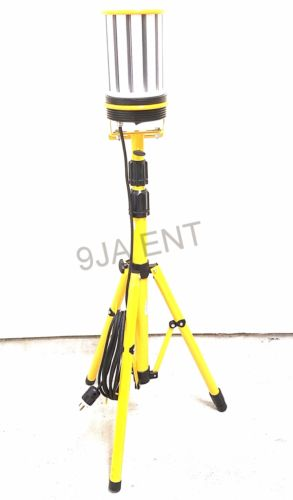 Lind Equipment 360 Degree Flood LED Beacon Area Light w/ Tripod Stand LE360LED