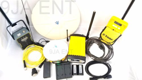 Trimble SPS852 SPS882 TDL450H GNSS RTK KIT Rover Base UHF Survey Construction