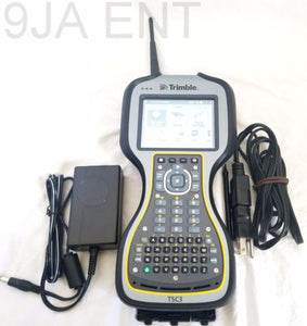 New Trimble Robotic TSC3 w/ Roading Module  Internal 2.4 Ghz Radio w/ Warranty