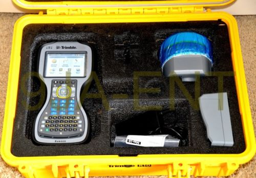 Trimble R10 UHF GNSS Receiver w/ Trimble TSC3 Trimble Access for Surveying