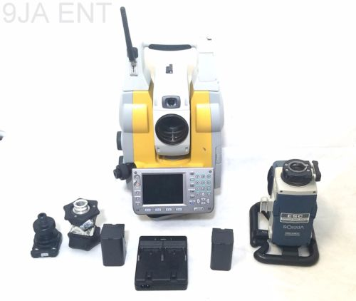 Topcon Sokkia MS1AX Robotic Total Monitoring Station PS 1