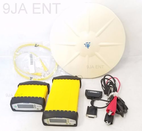 Trimble SPS852 GNSS Base Station with SNB-900 900 Mhz Radio SPS-852