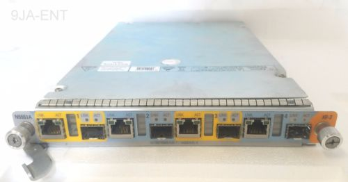 Keysight Technologies Agilent N5551A XR-2 N2X 4 PORT SFP Module Excellent