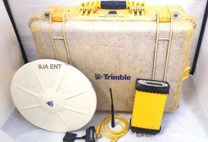 Trimble GNSS SPS855 Base Station 900Mhz w/ Zephyr Antenna SPS 855 SCS900