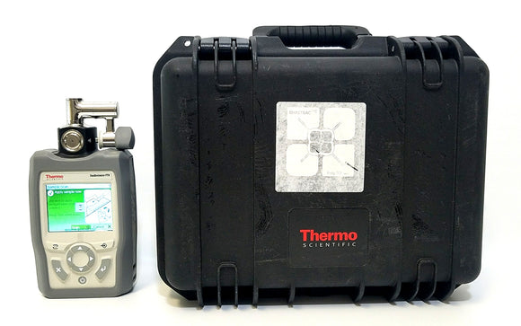 Thermo Scientific TruDefender FTX FTIR Chemical Material Identification