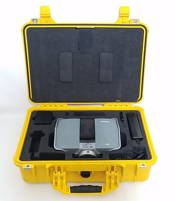 Trimble TX5 3D Laser Scanner Faro Focus 3D