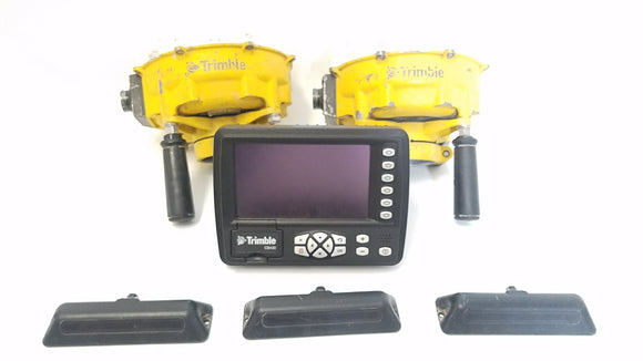 Trimble Cat Grade Control System GNSS Automatics MS990s CB430 KIT