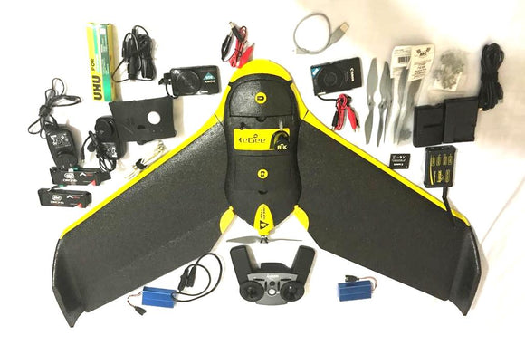 Sensefly eBee RTK Drone with Multi-Spec Camera + Extras