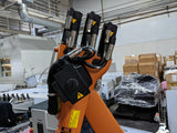Excellent  Complete Kuka KR 16 L6-2 Robotic ARM w/ KRC2 KCP2 KCPED KR16