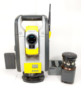 Trimble RTS-773 Vision  Robotic Total Station Kit with MT1000 Active Prism