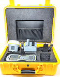 Trimble R10 GNSS VRS GSM Network Rover Kit with TSC3 Field Collector Access