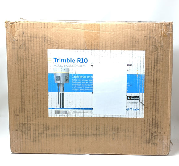 New Trimble R10 Model 2 UHF GNSS Receiver in Box  P/N:101092-60-01
