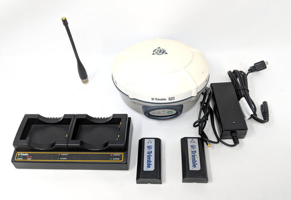 Trimble R8 Model 4 UHF GNSS Base/Rover Surveying Receiver GLONASS 450-470Mhz