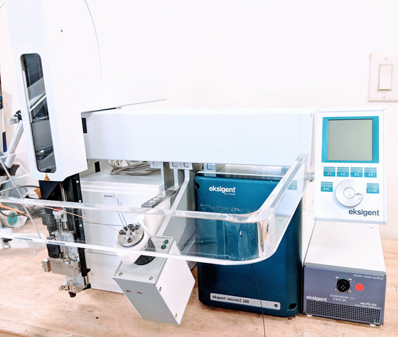 AB SCIEX EKSIGENT MICROLC 200 Liquid-Chromatography LC-MS PAL
