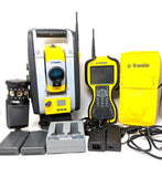 "Excellent Trimble SPS720 DR 3""/2"" Total Station with TSC3 and MT1000 Complete Set"