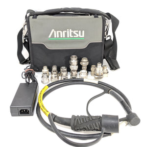 Anritsu S331E SiteMaster Cable & Antenna Analyzer S331  w/ Phase Stable Cable