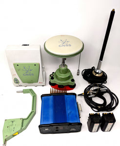 Leica GS10 UHF GNSS Base System Kit UHF Receiver w/ PDL External Radio