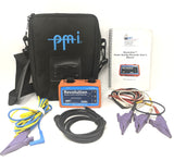 Revolution PMI 600V CAT IV Power Quality Recorder w/ 1GB, Harmonics FLuke Dranetz