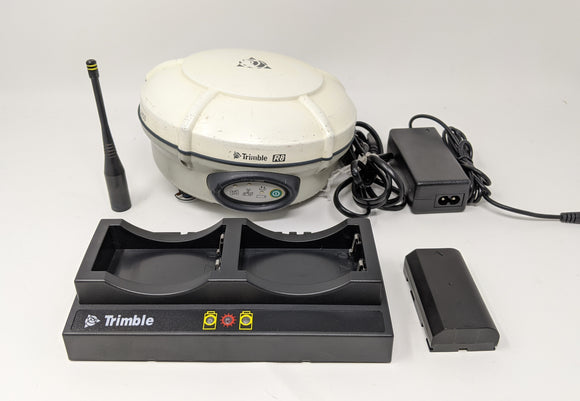 Trimble R8 Model 3 GNSS GPS surveying & construction UHF receiver
