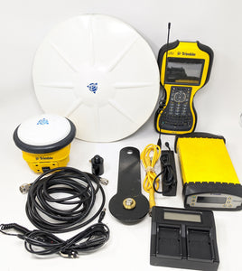 Trimble Construction SPS986 SPS855 Base Rover 900Mhz Site Control GPS GNSS KIT FOR SURVEYING