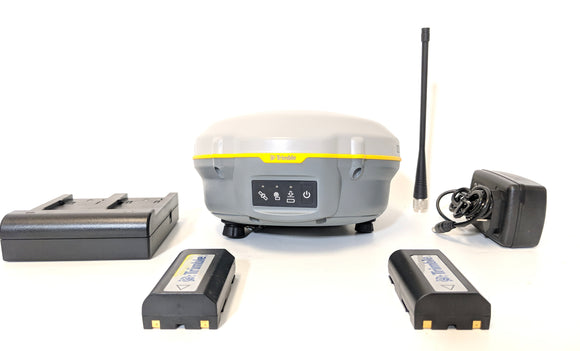 New Trimble R8S Base Rover Single UHF GNSS Receiver BeiDou Galileo R10 R8