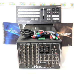 Newtek TC550 TriCaster Broadcast System with LC-11