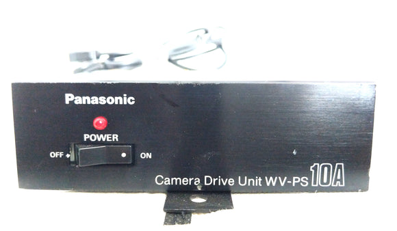 Panasonic Camera Drive Unit WV-PS10A WV-PS 10A
