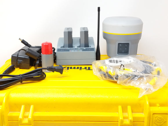 Trimble R10 Base/Rover GNSS Surveying Receiver GLONASS Galileo xFill 4