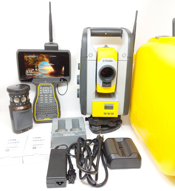 Trimble Robotic Total Station TSC7 w/ RTS 773 Vision 3