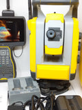 "Trimble Robotic Total Station RTS 773 Vision 3""/2"" TSC7 w/ MT1000 Prism Kit Complete Calibrated"