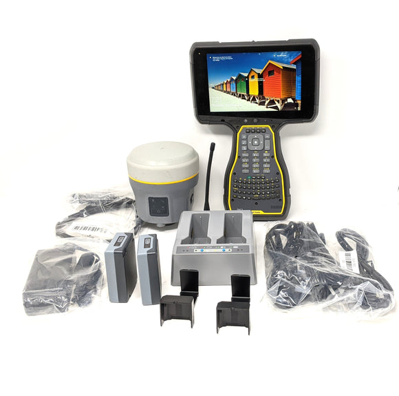 Trimble R10 GNSS Receiver with TCS7 Field Controller & Trimble Access