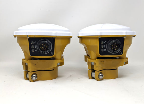 Dual Trimble Cat MS975 Dual Machine Control GNSS Receivers