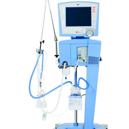 Carefusion Avea Viasys Bedside Monitor Ventilator 17211-00 Low Use Only 634 hrs