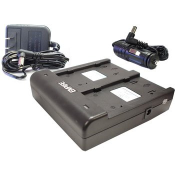 Dual Charger For Topcon GTS Batteries & FC-200 FC-250
