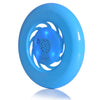 Flying Disc Speaker blue