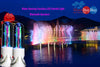 Water Dancing Speakers Light Show Water Fountain Speakers LED Speakers