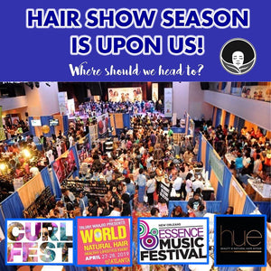 Which Hair Show would you like to see Soultanicals at?